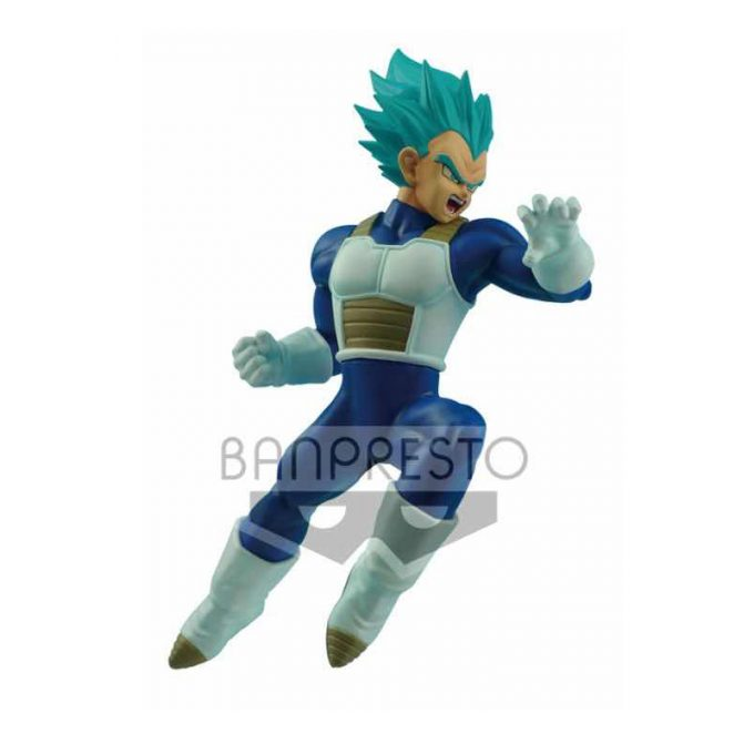 SUPER SAIYAN VEGETA AZUL BANPRESTO